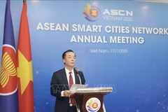 ASEAN Smart Cities Network 2019 conference held in Bangkok