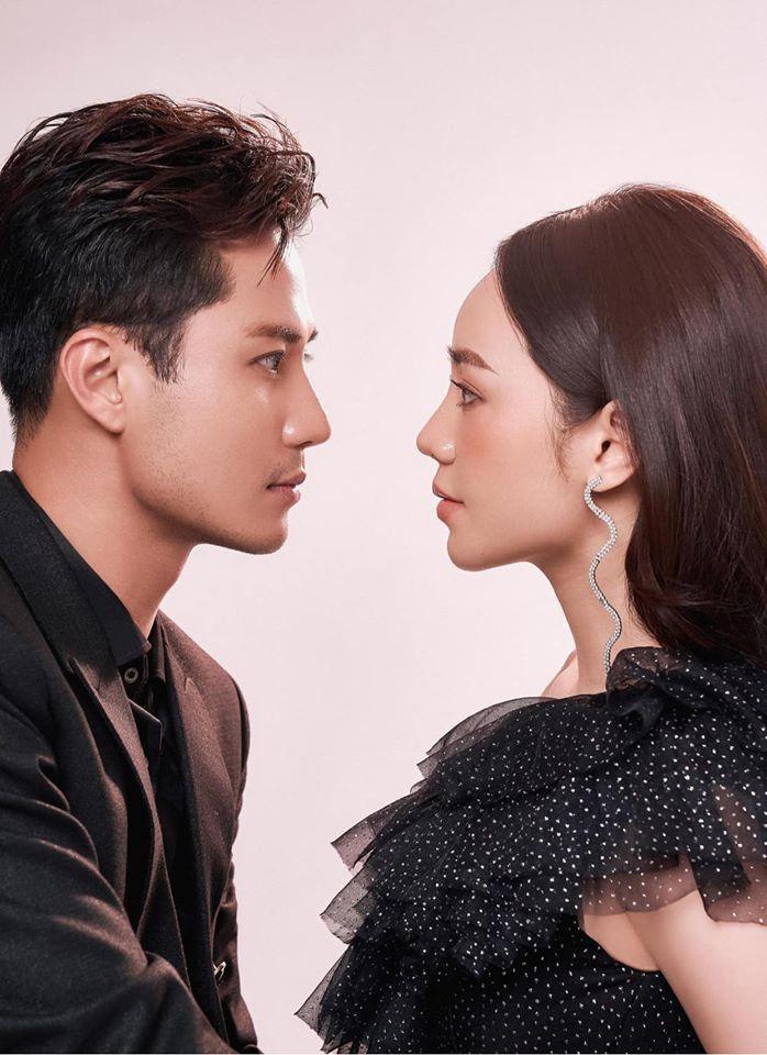 Quỳnh Kool hôn Thanh Sơn trong cảnh kết 'Đừng bắt em phải quên'
