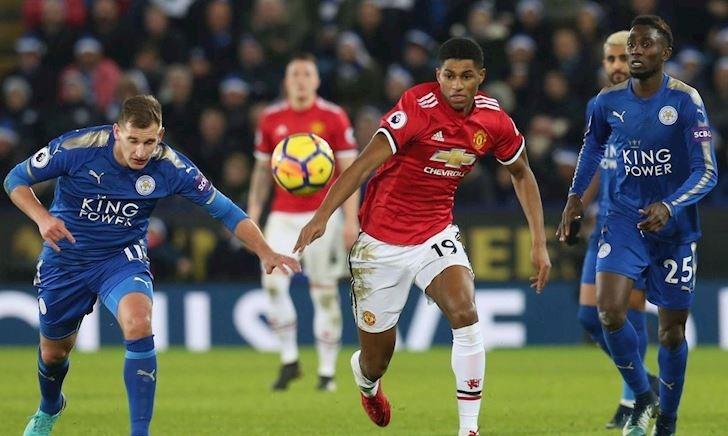 Lịch thi đấu vòng 38 Ngoại hạng Anh: Chung kết MU vs Leicester