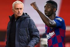 Mourinho chi kỷ lục, kéo Dembele về Tottenham