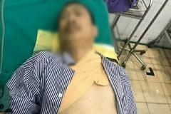 Con trai vung dao chém cổ bố ở Quảng Ninh