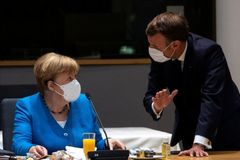Coronavirus: EU leaders start third day of recovery talks