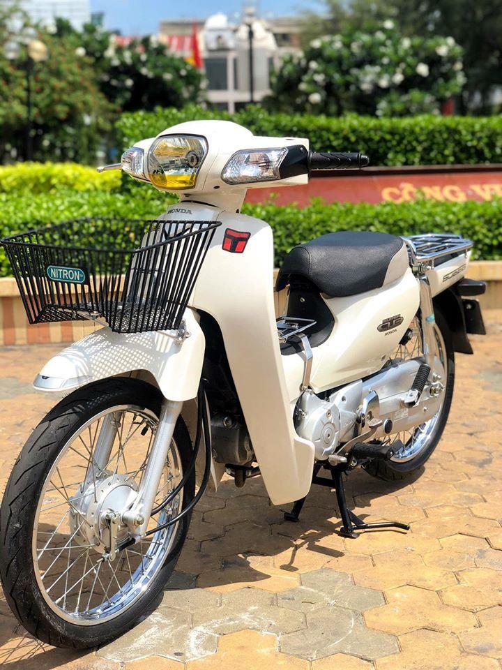 Honda Super Cub 110 cũ hàng hiếm giá hơn 100 triệu
