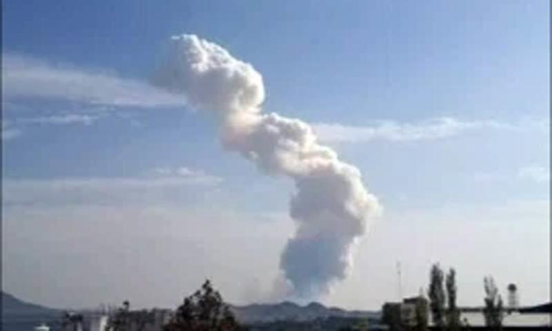 Lại nổ lớn xảy ra tại nhà máy điện Iran
