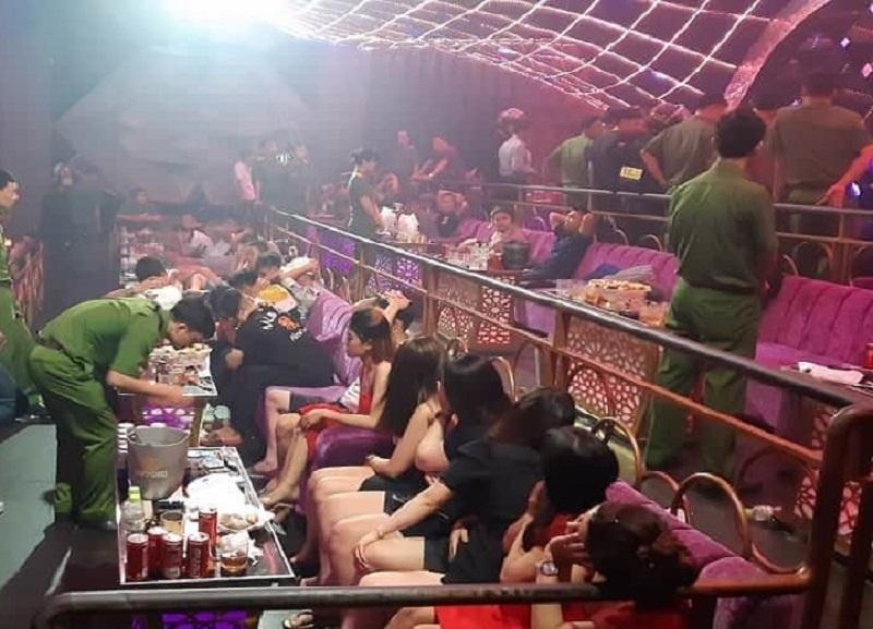 Trăm nam nữ phê ma túy trong tụ điểm ăn chơi bậc nhất Đồng Nai