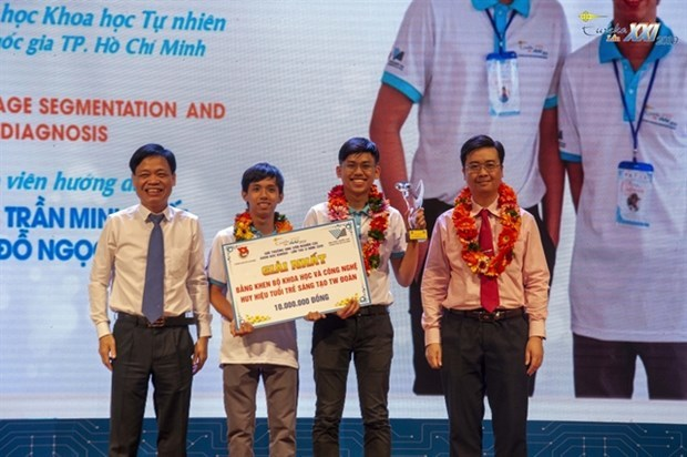 National Eureka Award research competition launched