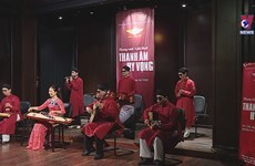 'Sound of Hope' resounds from ambassadors of music