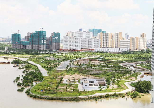 real estate,property,vietnam economy