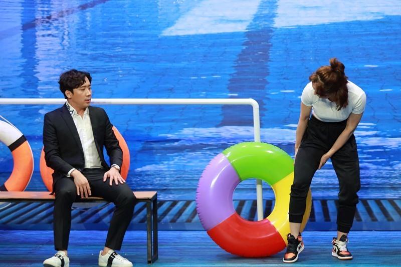 Sơn Thạch, Miu Lê ghi điểm khi diễn với Trường Giang, Trấn Thành