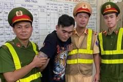 Bắt nóng tên trộm cầm dao nhọn đột nhập nhà dân ở Hà Nội
