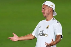 Hazard 'xấu hổ' khi thắng La Liga cùng Real Madrid