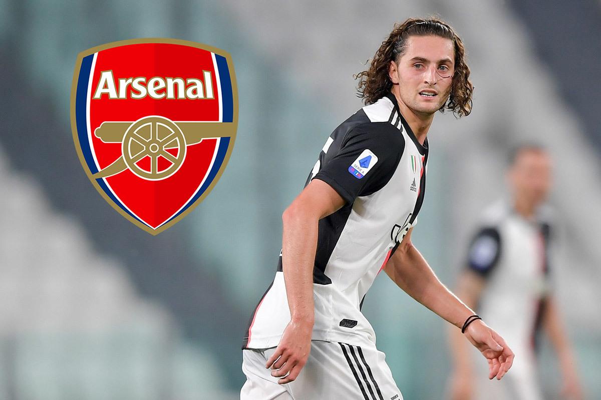 MU hỏi mua Belotti, Arsenal lấy Rabiot