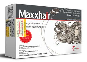 Cơ hội trúng thưởng đặc biệt dành cho khách mua Maxxhair