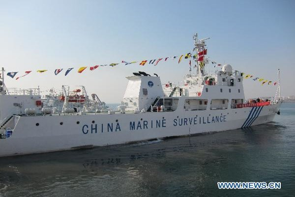 Hải giám Trung Quốc là lực lượng như thế nào?