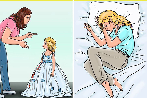 Sai lầm bố mẹ dễ mắc phải khi nuôi dạy con gái