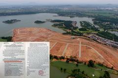 Chủ tịch Vĩnh Phúc lý giải việc chưa công bố kết luận kiểm tra hồ Đại Lải