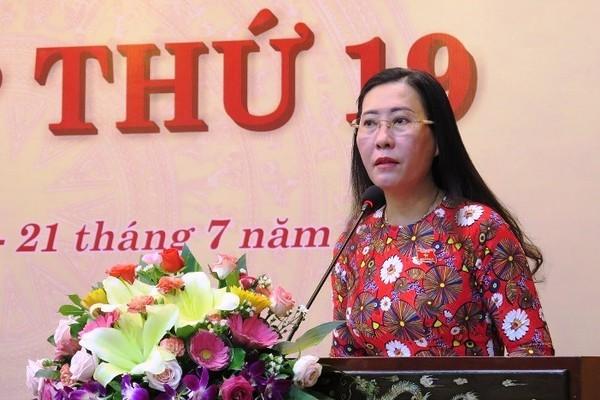 Xem xét miễn nhiệm chức Chủ tịch UBND Quảng Ngãi đối với ông Trần Ngọc Căng