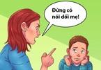 10 hành vi của bố mẹ có tác động xấu đến con