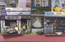 Man captures Saigon memories in palm-sized miniatures