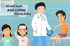 Bác sĩ cảnh báo loạt ngộ nhận nguy hiểm về sốt xuất huyết