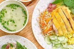 Phu Yen-style chicken rice