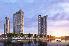 Ecopark triển khai phân khu nghỉ dưỡng trong lòng khu đô thị
