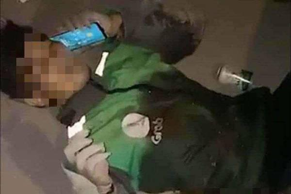 Nghi phạm thứ hai vụ đâm tài xế GrabBike sáu nhát ở Hà Nội đầu thú