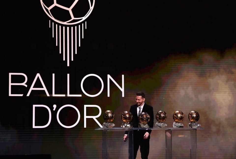 Hủy Quả bóng vàng 2020, Ronaldo mất cơ hội đua Messi