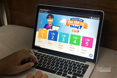 Hơn 100.000 người học trực tuyến bằng nền tảng Make in Vietnam