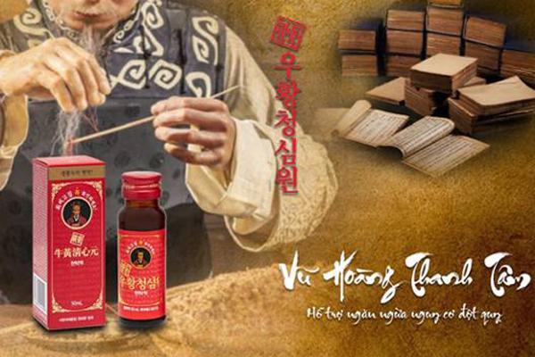 Đã có chế phẩm dạng nước dựa trên bài thuốc an cung Hàn Quốc