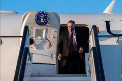 Ngoại trưởng Mỹ tới Anh để thảo luận về Trung Quốc