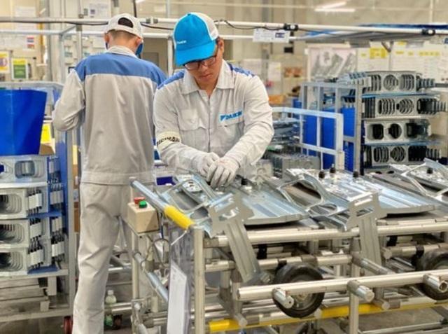 Nhiều hãng công nghệ Nhật Bản chuyển nhà máy từ Trung Quốc sang Việt Nam