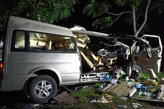Vụ tai nạn 8 người chết ở Bình Thuận do xe khách đi sai phần đường