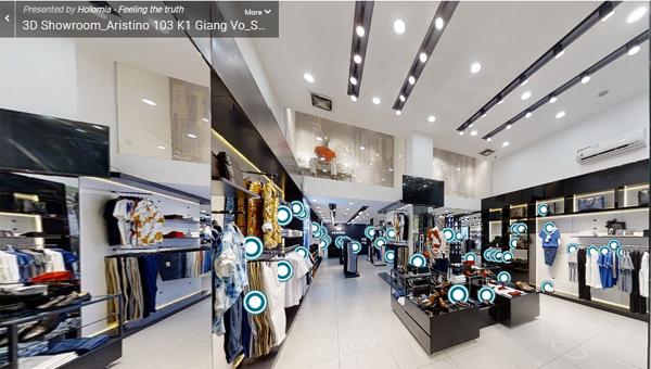 Aristino ra mắt App di động - ứng dụng số hóa vào ngành thời trang