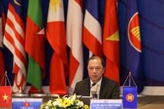 Deputy FM chairs ASEAN+3 Senior Officials' Meeting