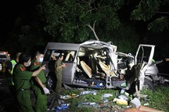Serious car accident in Binh Thuan kills eight, injures seven