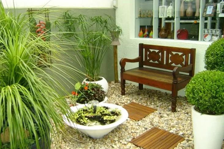 Mướt mắt với những mẫu vườn tí hon siêu đẹp cho nhà diện tích nhỏ