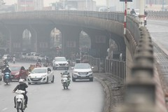Hanoi sees air pollution exceed red-warning level