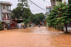 Vì sao cả thành phố Hà Giang chìm trong biển nước?