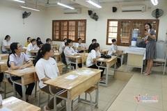 Hà Nội công bố đáp án chính thức các môn thi vào lớp 10