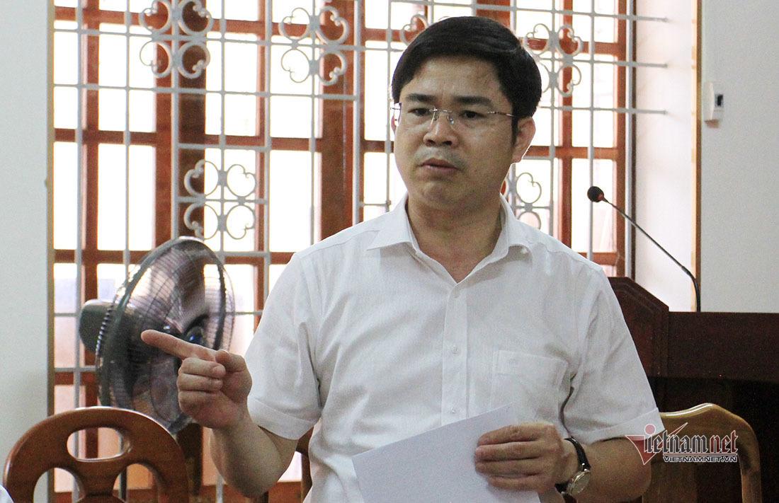 Chủ tịch xã ở Nghệ An lộ clip nóng đã có tường trình
