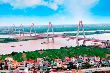 Cầu Tứ Liên - động lực phát triển hạ tầng đô thị thủ đô