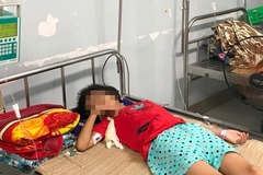11-year-old girl in critical condition after accidentally drinking acid