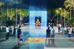 """Light Gate"" wins first prize in ""Kilometre Zero landmark"" design contest"