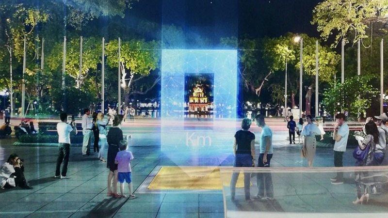 """Light Gate"" wins first prize in ""Kilometre Zero landmark"" design contest"