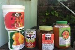 Thâm nhập thị trường cung cấp các loại siro nước hoa quả, trà sữa