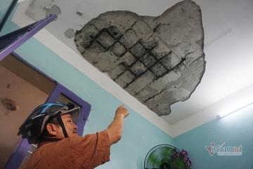 Sau phản ánh của VietNamNet, chung cư nứt toác ở Đà Nẵng được gia cố