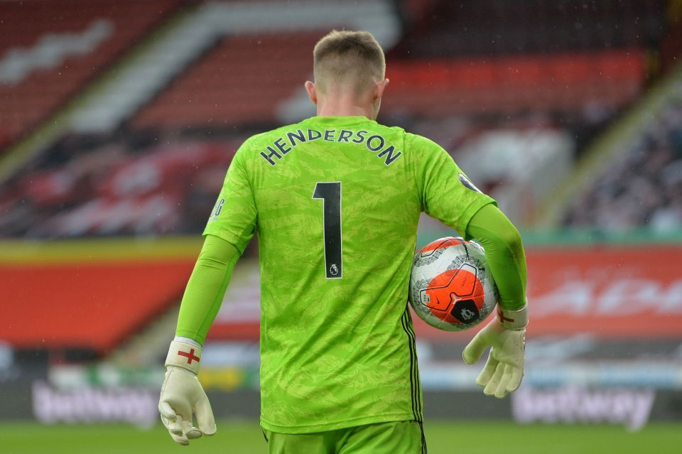 David Moyes bồi hồi đấu MU, Henderson trở lại thay De Gea