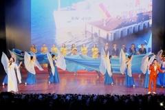 Khai mạc Hội thi Tuyên truyền về chủ quyền và phát triển bền vững biển đảo Việt Nam