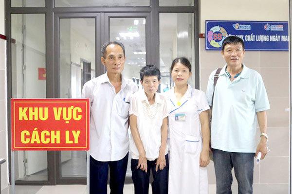 Coronavirus reunites a family